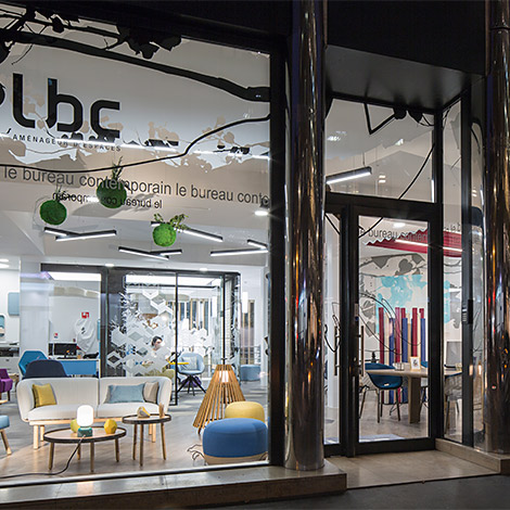 Showroom LBC